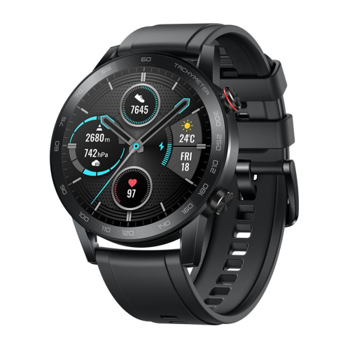 Huawei Honor Watch Magic 2 46mm (Fekete)