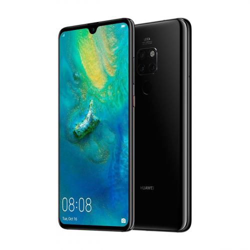 Huawei Mate 20 Dual-SIM 128GB 4GB RAM (Fekete)