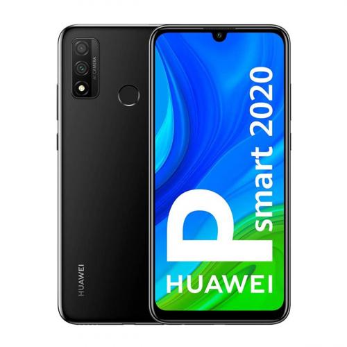 Huawei P Smart (2020) Dual-SIM 128GB 4GB RAM (Fekete)