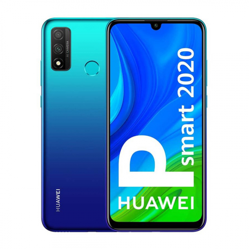 Huawei P Smart (2020) Dual-SIM 128GB 4GB RAM (Kék)