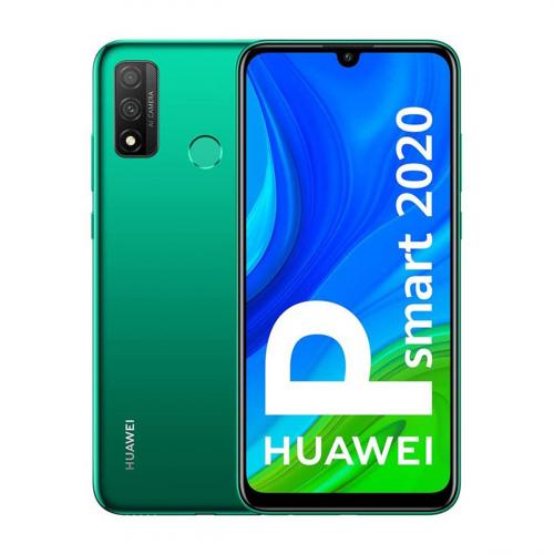 Huawei P Smart (2020) Dual-SIM 128GB 4GB RAM (Zöld)
