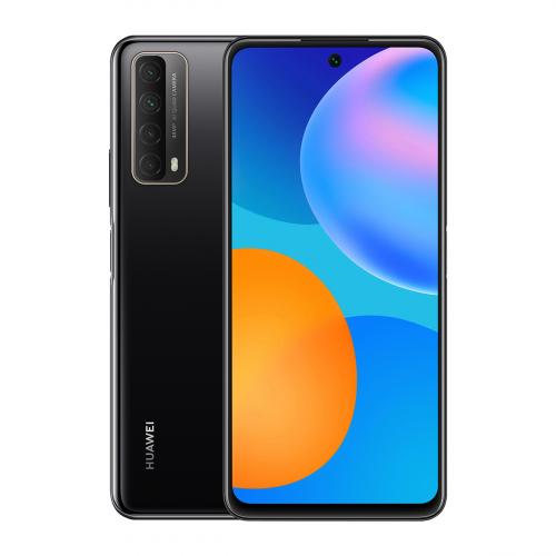 Huawei P Smart (2021) Dual-SIM 128GB 4GB RAM (Fekete) Gyártói Garancia