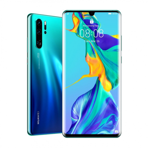 Huawei P30 Pro New Edition Dual-SIM 256GB 8GB RAM (Zöld-Kék Átmenetes)