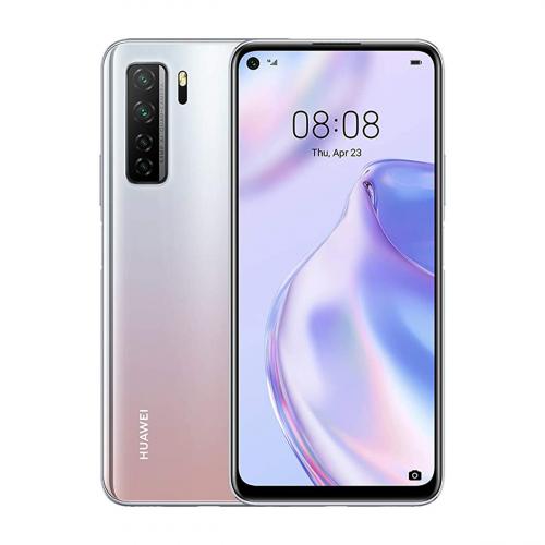 Huawei P40 Lite 5G Dual-SIM 128GB 6GB RAM (Ezüst)