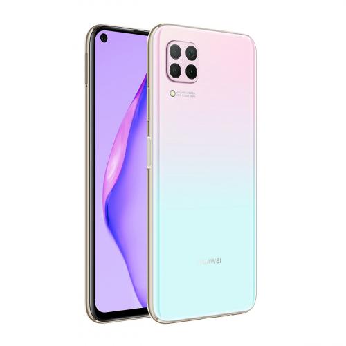Huawei P40 Lite Dual-SIM 128GB 6GB RAM (Rózsaszín)
