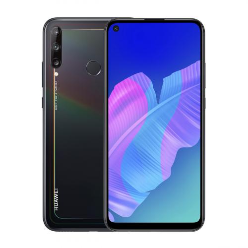 Huawei P40 Lite E Dual-SIM 64GB 4GB RAM (Fekete)