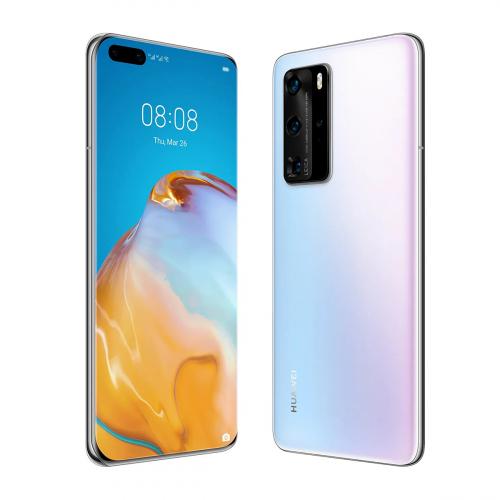Huawei P40 Pro 5G Dual-SIM 256GB 8GB RAM (Fehér)