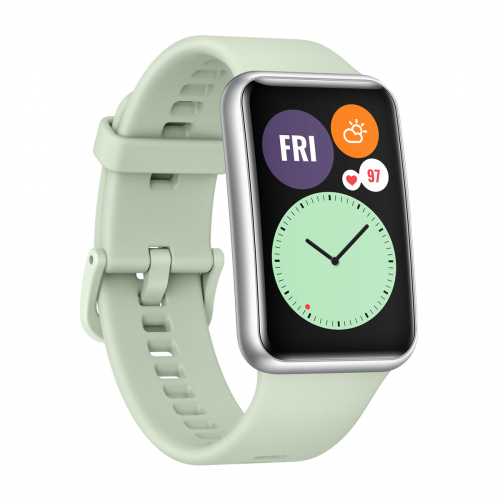 Huawei Watch Fit (Zöld) Gyártói Garancia