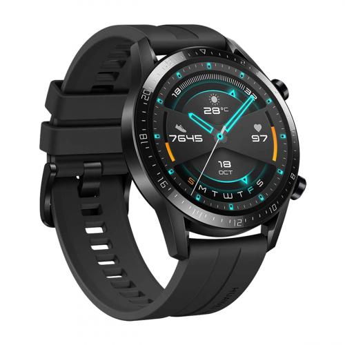 Huawei Watch GT2 46mm Sport (Fekete)