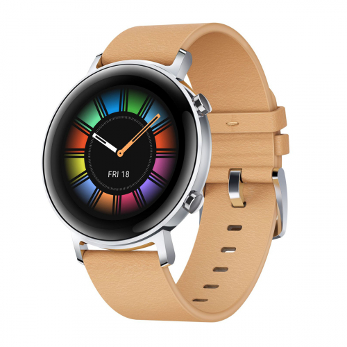Huawei Watch GT2 Classic 42mm (Bézs)