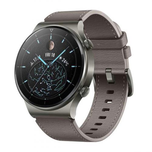 Huawei Watch GT2 Pro 46mm Classic (Szürke) Gyártói Garancia