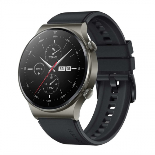Huawei Watch GT2 Pro 46mm Sport (Fekete)