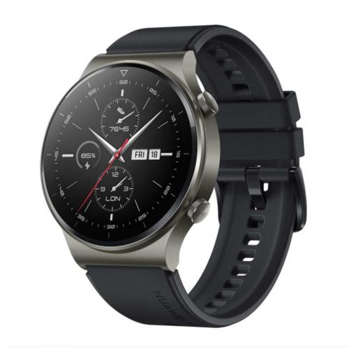 Huawei Watch GT2 Pro 46mm Sport (Fekete) Gyártói Garancia