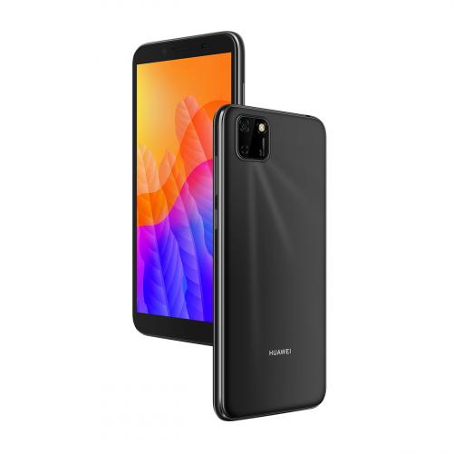 Huawei Y5p (2020) Dual-SIM 32GB 2GB RAM (Fekete)