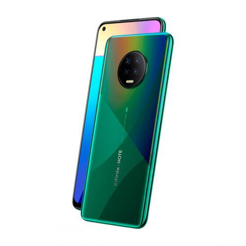 Infinix X690 Note 7 Dual-SIM 64GB 4GB RAM (Zöld)