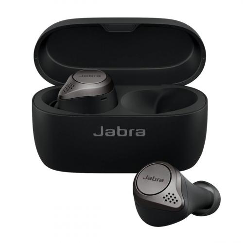 Jabra Elite 75t (Szürke)