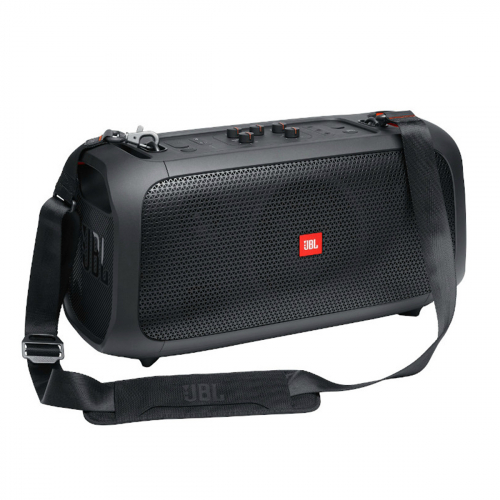 JBL PartyBox On-The-Go (Fekete)
