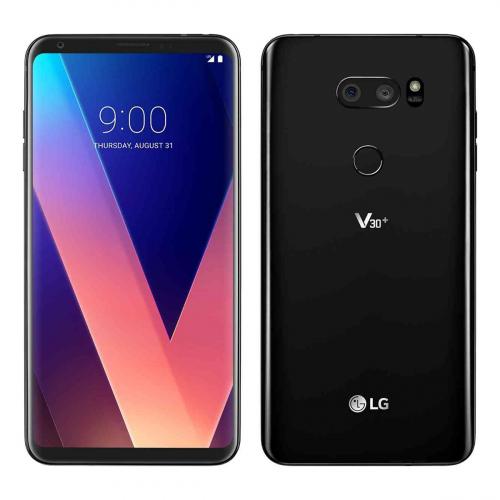 LG H930G V30+ Dual-SIM 128GB 4GB RAM (Fekete)