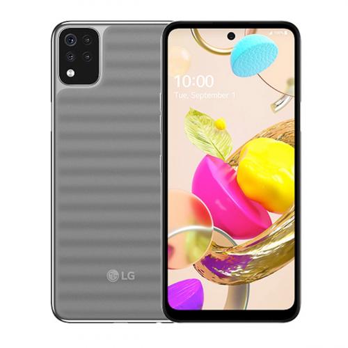 LG K420 K42 Dual-SIM 64GB 3GB RAM (Szürke) Gyártói Garancia