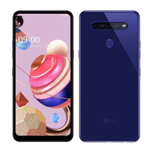 LG K510EM K51S Dual-SIM 64GB 3GB RAM (Kék)