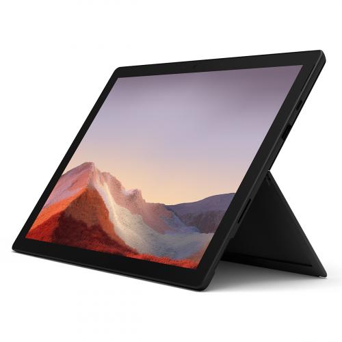 Microsoft Surface Pro 7 (PVR-00018) (i5, 256GB SSD, 8GB RAM, Fekete)