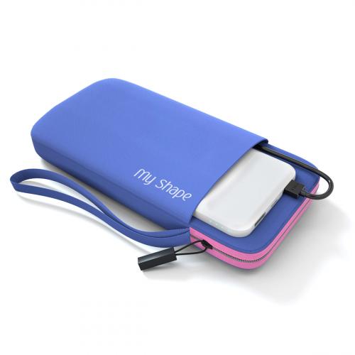 MiLi HD-E33 UV Okostelefon Sterilizáló (Fekete-Kék)