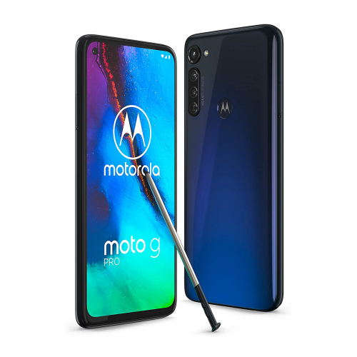 Motorola XT2043-7 Moto G Pro Dual-SIM 128GB 4GB RAM (Kék)