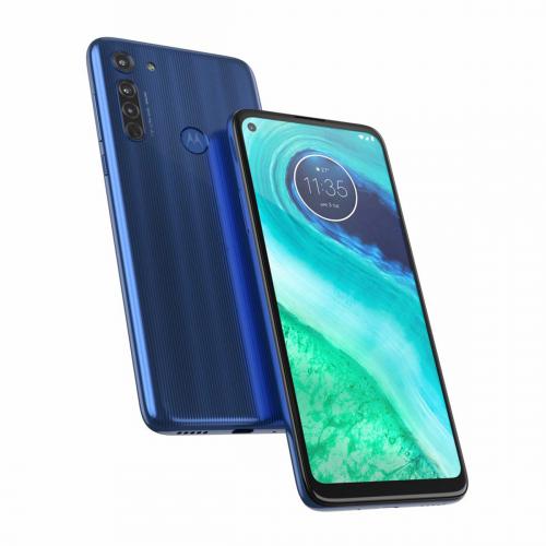 Motorola XT2045-3 Moto G8 Dual-SIM 64GB 4GB RAM (Kék)