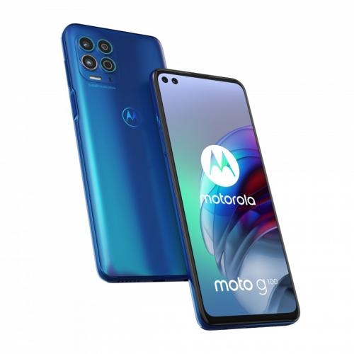 Motorola XT2125-4 Moto G100 5G Dual-SIM 128GB 8GB RAM (Kék)