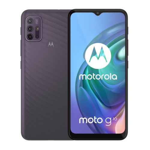 Motorola XT2127-2 Moto G10 Dual-SIM 64GB 4GB RAM (Szürke)