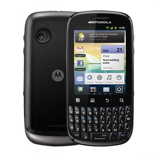 Motorola XT311 Fire 512MB 256MB RAM (Fekete)