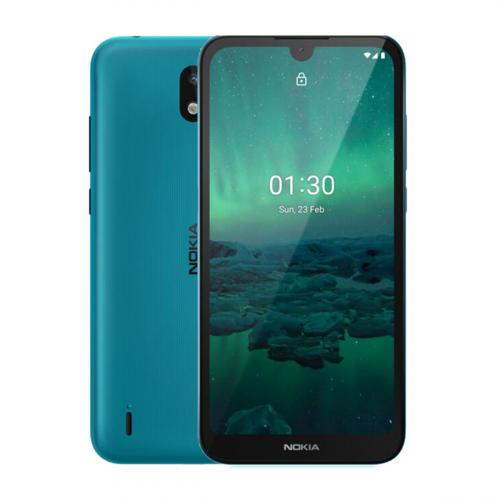 Nokia 1.3 Dual-SIM 16GB 1GB RAM (Ciánkék)