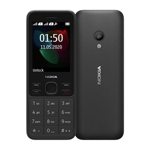 Nokia 150 (2020) Dual-SIM (Fekete) Gyártói Garancia