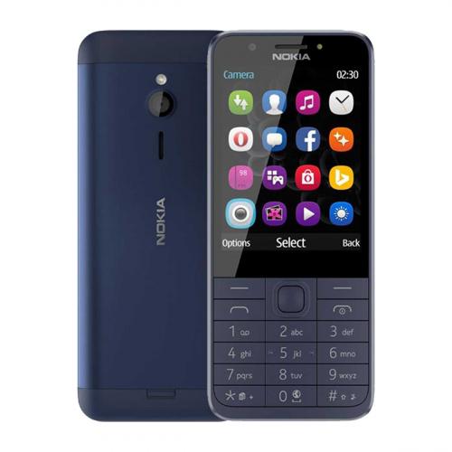 Nokia 230 Dual-SIM (Kék) Gyártói Garancia