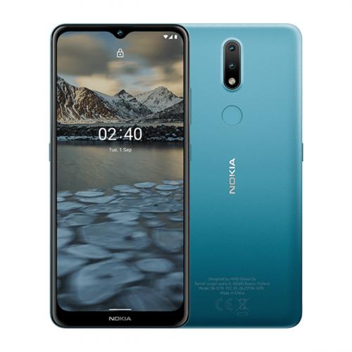 Nokia 2.4 Dual-SIM 32GB 2GB RAM (Kék) Gyártói Garancia