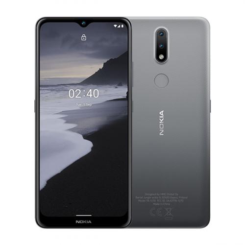 Nokia 2.4 Dual-SIM 32GB 2GB RAM (Szürke)