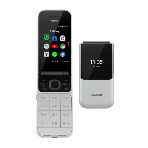 Nokia 2720 Flip Dual-SIM (Szürke)