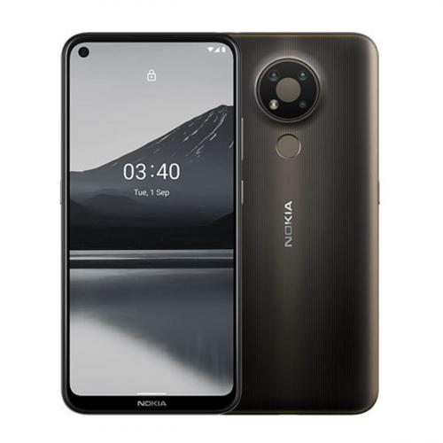 Nokia 3.4 Dual-SIM 64GB 3GB RAM (Szürke) Gyártói Garancia