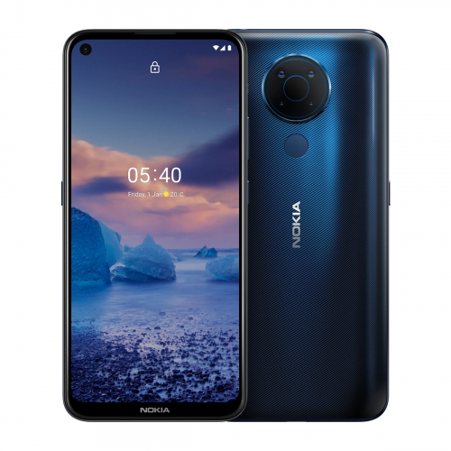 Nokia 5.4 128GB 4GB RAM (Kék)