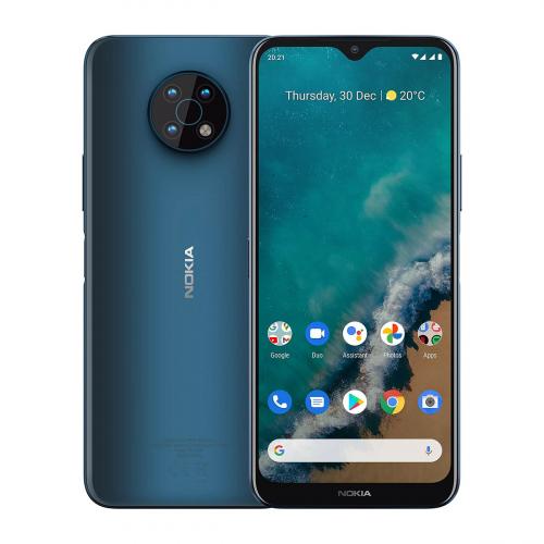 Nokia G50 5G Dual-SIM 128GB 4GB RAM (Kék)