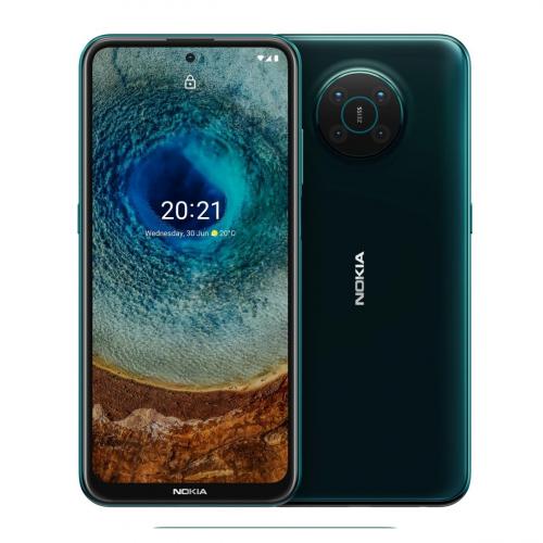 Nokia X10 5G Dual-SIM 128GB 4GB RAM (Zöld)