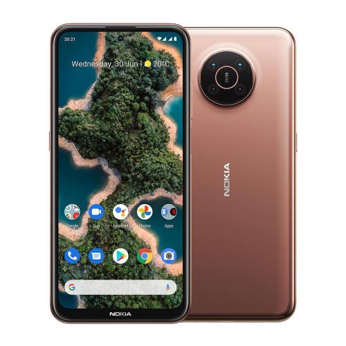 Nokia X20 5G Dual-SIM 128GB 8GB RAM (Arany)