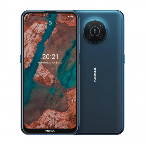 Nokia X20 5G Dual-SIM 128GB 8GB RAM (Kék)