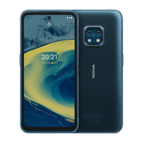 Nokia XR20 5G Dual-SIM 64GB 4GB RAM (Kék)