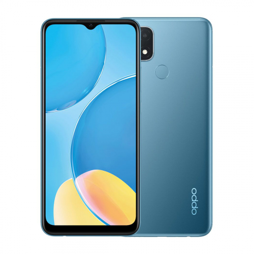 OPPO A15 Dual-SIM 32GB 3GB RAM (Kék)