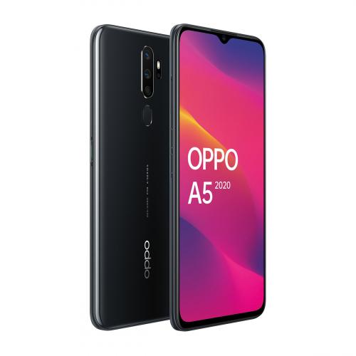OPPO A5 (2020) Dual-SIM 64GB 3GB RAM (Fekete)