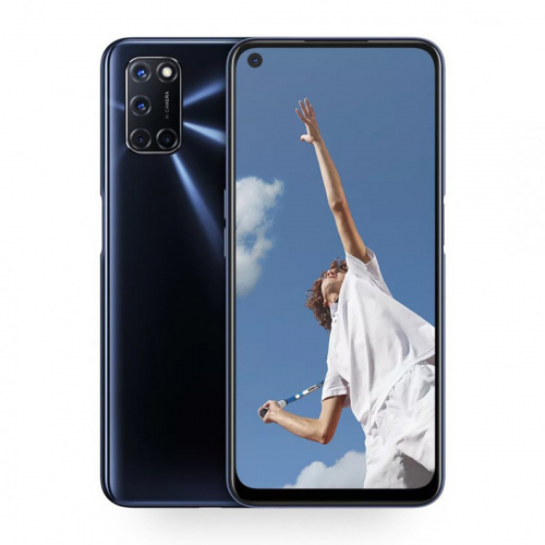 OPPO A52 Dual-SIM 64GB 4GB RAM (Fekete)