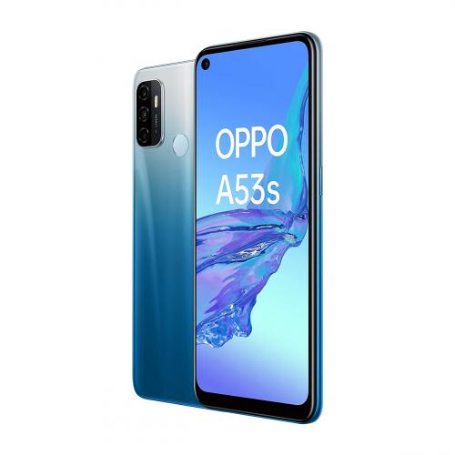 OPPO A53s Dual-SIM 128GB 4GB RAM (Kék)