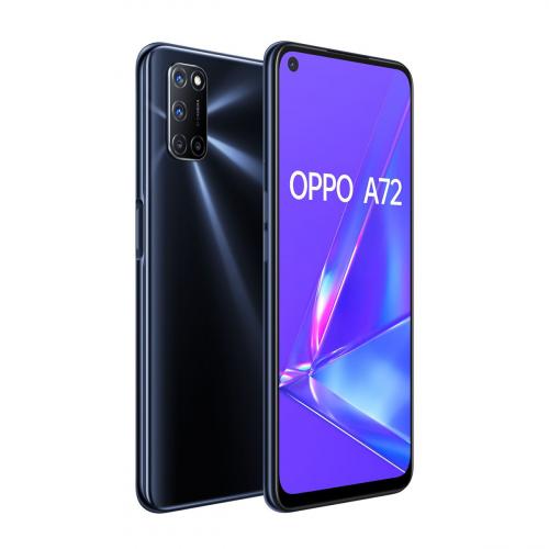 OPPO A72 Dual-SIM 128GB 4GB RAM (Fekete)