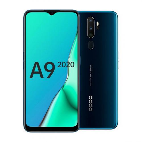 OPPO A9 (2020) Dual-SIM 128GB 4GB RAM (Zöld)